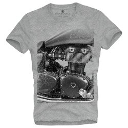 T-shirt męski UNDERWORLD Motorcycle