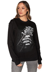 Bluza marki UNDERWORLD unisex Guitar head