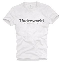 T-shirt UNDERWORLD Organic Cotton Since 1979