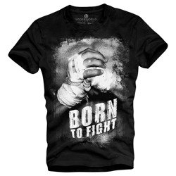 T-shirt męski UNDERWORLD Born to fight