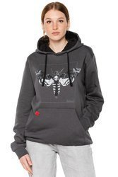 Bluza kangurka UNDERWORLD unisex Night Butterfly