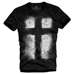 T-shirt UNDERWORLD Organic Cotton Cross