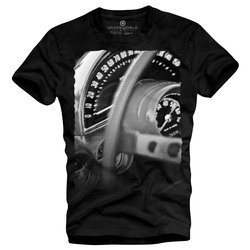T-shirt UNDERWORLD Organic Cotton Speedometer