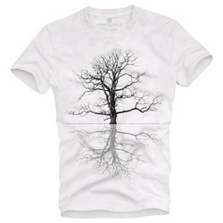 T-shirt UNDERWORLD Organic Cotton Tree