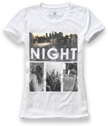 T-shirt damski UNDERWORLD One night in L.A.