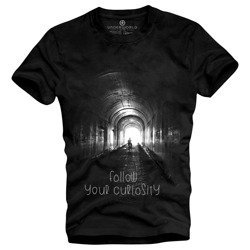 T-shirt męski UNDERWORLD Follow your curiosity
