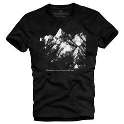 T-shirt męski UNDERWORLD Mountains