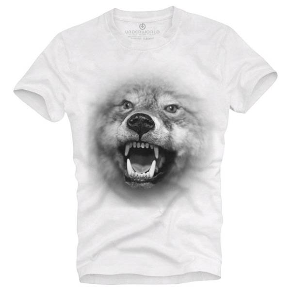 T-shirt męski UNDERWORLD Wolf