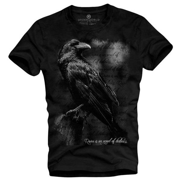 T-shirt męski UNDERWORLD Raven